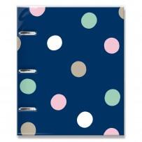Caderno argolado planner Poá