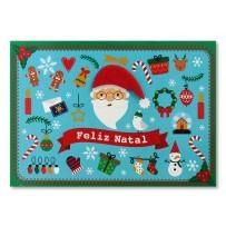 Cartão Mix Natal Coisas de Natal  *