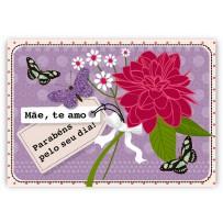 Cartão Mix Mãe Dália