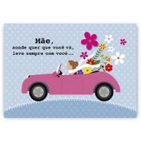 Cartão Mix Mãe Carro