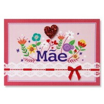 Cartão Mix Mãe Renda