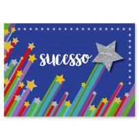 Cartão Mix Sucesso estrelas
