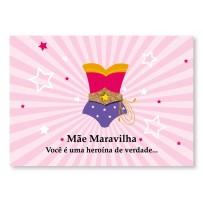 Cartão Mix Mãe Super Mãe