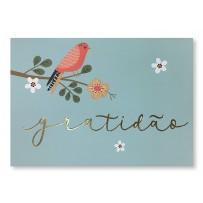 Cartão Essencial Gratidão